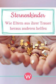 Barbara und Mario Martin haben drei Sternenkinder, nun helfen sie anderen Sterneneltern #kind #eltern #sternenkind