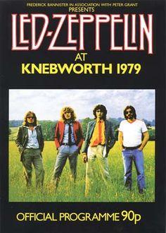 Knebworth House - Rock Concerts