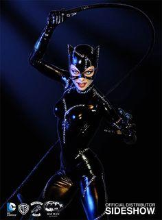 Catwoman Batman Returns Maquette by Tweeterhead