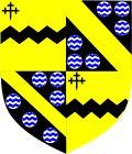 Vavasour baronets, quarterly Vavasour & Stourton, from Wikipedia.