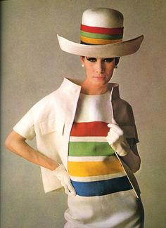 mid 1960's fashion @vintageclothin.com More