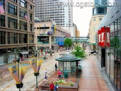 Nicollet Mall at 7th Street