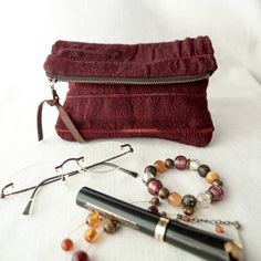 Excited to share the latest addition to my shop: Beauty gift party favor clutch purse, Elegant makeup bag cosmetics case for bride, Get well present for her, Marsala jewelry travel pouch for the end of year holiday paries and dinners. Click now to buy! Dainty Jewelry, Handmade Jewelry, Female Pleasure, Elegant Makeup, Fashion Jewelry, Women Jewelry, Presents For Her, Travel Jewelry, Casual Fall