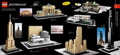LEGO Architecture 2013 Discusion - Special LEGO Themes ...