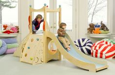 """Indoor Playset 196: """"Mom, I'm bored"""". We've all heard that a time or two and the Indoor 196 playset from CedarWorks is just what you need to keep your child healthy and happy. With some of our more popular accessories in a compact design it will work well in nearly any space.  If it is not exactly what you were hoping for, no problem as these are just a few examples of what we can do."""