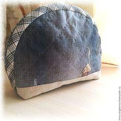 Женские сумки ручной работы. Косметичка