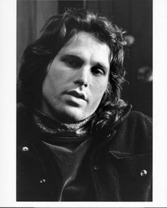 Jim Morrison...wonder if he knew how fine he was