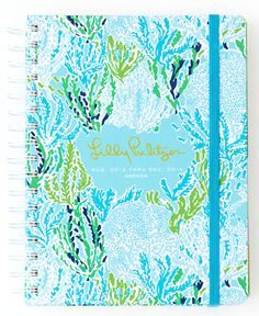 Beautiful Lilly Pulitzer Agenda http://rstyle.me/n/jk8csnyg6