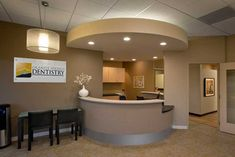 Dental Office Architecture and Interior Design - Granite Springs Dentistry - Lynne Thom Architects