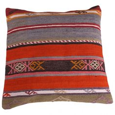 Our authentic Kilim cushions are handwoven and dyed with natural dyes. They are all unique and often have geometric patterns. A Kilim is an original carpet from the Middle-East that was used for having visitors or for praying. Kilim Cushions, Throw Pillows, Scandi Art, Geometric Patterns, Dyes, Middle East, Hand Weaving, Carpet, The Originals