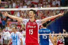 Lukasz Zygadlo of Poland Volleyball Team | © Mariusz Pałczyński / MPAimages.com