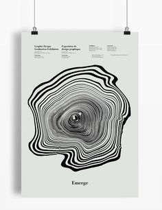 This poster was designed for the 2016 Graphic Design graduation exhibition. - This poster was designed for the 2016 Graphic Design graduation exhibition. The … This poster was designed for the 2016 Graphic Design graduation exhibition. Poster Design Layout, Graphic Design Posters, Graphic Design Inspiration, Graphic Art, Poster Designs, Graphic Design Illustration, Graphisches Design, Cover Design, Design Model