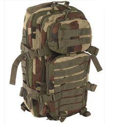 Mil-Tec Rucksack US Assault Pack, klein, CCE / mehr Infos auf: www.Guntia-Militaria-Shop.de