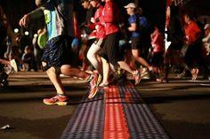 Runners cross the starting line during the 2013 Detroit Free Press/Talmer Bank Marathon in Detroit on Sunday, Oct. Detroit Free Press, Marathon, Runners, Sunday, My Style, People, Ing Marathon, Hallways, Domingo
