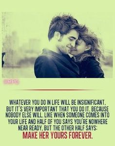 Robert Pattinson: Archive I absoluty LOVE this quote