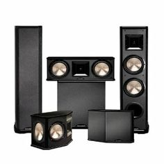 BIC Acoustech Home Theater System, Bic America Acoustech Speaker Home Theater System. Wireless Home Theater System, Bose Home Theater, Best Home Theater Speakers, Best Home Theater System, Audio System, Theater Rooms, Wireless Surround Sound, Surround Sound Systems, Best Projector