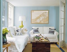 New York designer Scott Sanders answers all of the important color questions. Read  his answers.   - HouseBeautiful.com