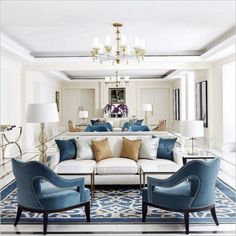 Aug Everyone loves that relaxed time in their comfortable living room. These are our best inspirations for amazing Living Rooms! See more ideas about Living room decor, Living room designs and Modern lounge. Living Room Interior, Home Interior, Home Living Room, Living Room Designs, Interior Design, Luxury Interior, Modern Interior, Classic Living Room, Classic Interior