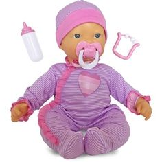 My Sweet Love Breathing Doll, Pink - Walmart.com