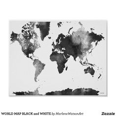 World map black print black map black map of the world wall art world map black and white poster gumiabroncs Images