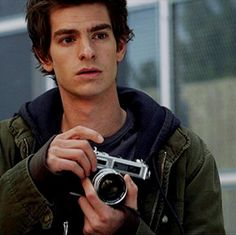 Just gotta say. I love Peter Parker.