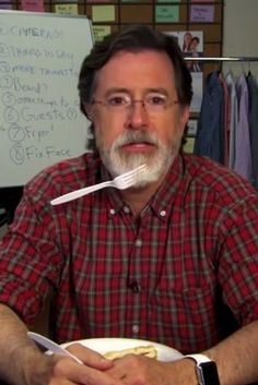 Stephen Colbert Shaves His Beard In First 'Late Show' Promo