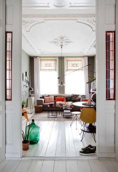 Top Home Interior Design Living Room Interior, Home Living Room, Living Room Decor, Living Spaces, Barn Living, Small Living, Modern Living, Interior Exterior, Home Interior Design