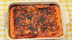 Cannelloni met zalm, ricotta, spinazie en romige tomatensaus | VTM Koken
