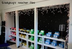 Queen of the First Grade Jungle: Classrooms that inspire and new Alphabet Cards