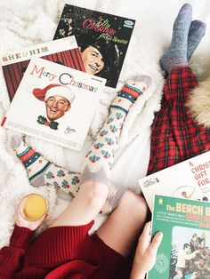 New Darlings - Our Favorite Christmas Albums