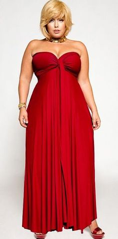 Fashion World: New Style Plus Size Evening Dresses plus-size-dress