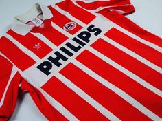 #PSV take on #MUFC in tonight's Champions League.  Visit us at www.classicfootballjerseys.com to see our range of classic shirts from both teams.   #psveindhoven #mufc #manchesterunited #championsleague #classicfootball #classicfootballjerseys #vintagefootballshirt #vintagefootballshirts #oldfootballshirt #oldfootballshirts Old Football Shirts, Soccer Shirts, Football Jerseys, Champions League, Range, Retro, Classic, Tops, Fashion