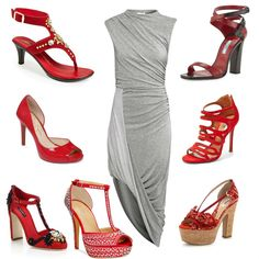 Every Woman Should Have A Pair Of Red Shoes | Daily Chic Inspiration