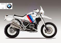 "Motosketches: BMW R 1200 ""HUBERT"" Concept"