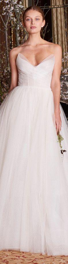 Spring 2019 Bridal Monique Lhuillier