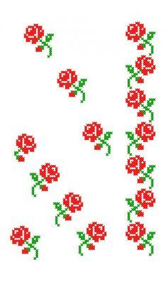 1 million+ Stunning Free Images to Use Anywhere Cross Stitch Borders, Simple Cross Stitch, Cross Stitch Rose, Cross Stitch Flowers, Cross Stitch Designs, Cross Stitching, Cross Stitch Embroidery, Cross Stitch Patterns, Hand Embroidery Videos