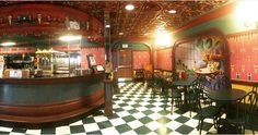Inside the real Whit's End in Colorado Springs, CO.