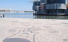 Calçada Portuguesa, Oceanário, Lisboa