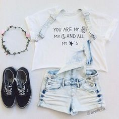Layout my outfit. Teen fashion