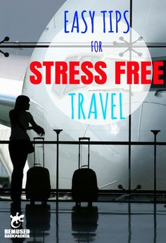Travel can be stressful, especially if you are heading off on a long term gap year or backpacking trip, but it doesn't have to be. Here are my top tips for staying stress free on your next tr…