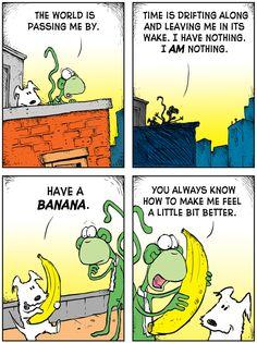 The Green Monkeys on Gocomics.com