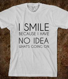 smile awk