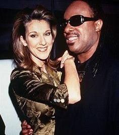 #voiceofsoul.it: CELINE DION & STEVIE WONDER (New Song) - http://voiceofsoul.it/celine-dion-feat-stevie-wonder-overjoyed-canzone/