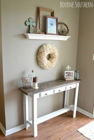 Bourne Southern | The Blog: Our Home: Entryway