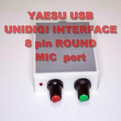 Yaesu-FT-840-and-FT-757-Digi-Interface-with-PTT-PSK-PSK31-FT8-SSTV