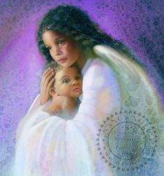 The Gift - nancy Noel, artist.......not big into art but this is beautiful
