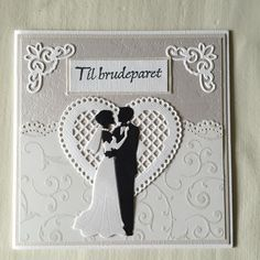 Bryllupskort Handmade Birthday Cards, Wedding Cards, Frame, Decor, Art, Wedding Ecards, Picture Frame, Art Background, Decoration