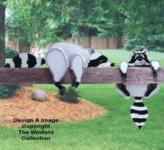 All Yard & Garden Projects - 10 Rail Pets Woodcraft Pattern