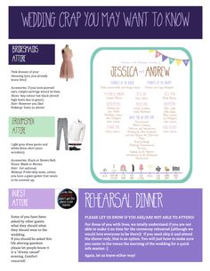 1000 images about newsletter design on pinterest for Bridesmaid newsletter template