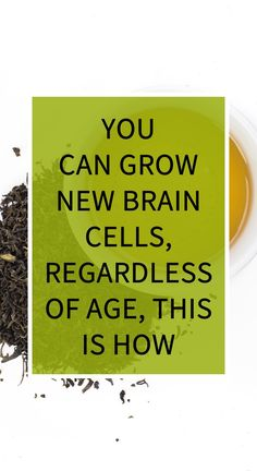 You Can Grow New Brain Cells, Regardless Of Age, This Is How Herbal Cure, Herbal Remedies, Health Remedies, Avocado Health Benefits, Turmeric Health Benefits, Health Goals, Health Tips, Health And Wellness, Natural Cold Remedies